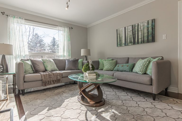 Living Room Photography