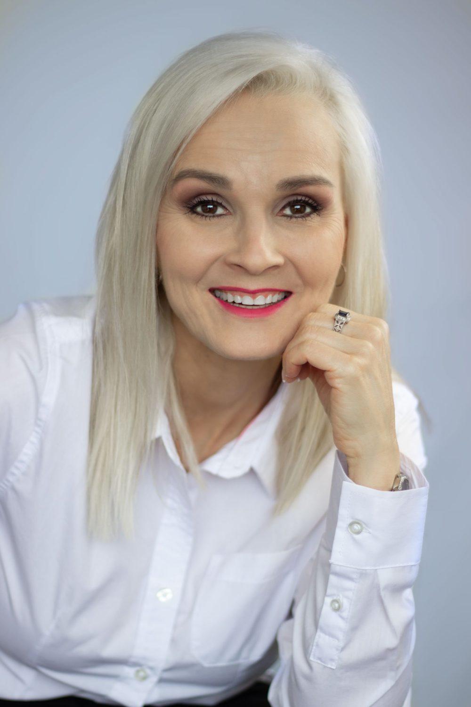 Business Coach Studio Portrait