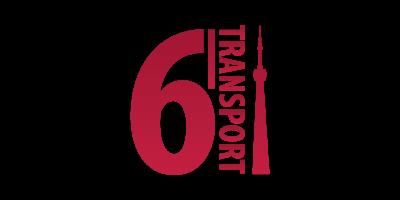 6 Transport Logo