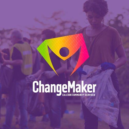 Caledon Community Services ChangeMaker Logo