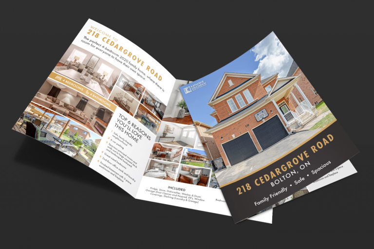 Property Feature Brochure