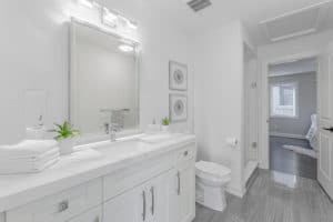 Bathroom Real Estate Photography