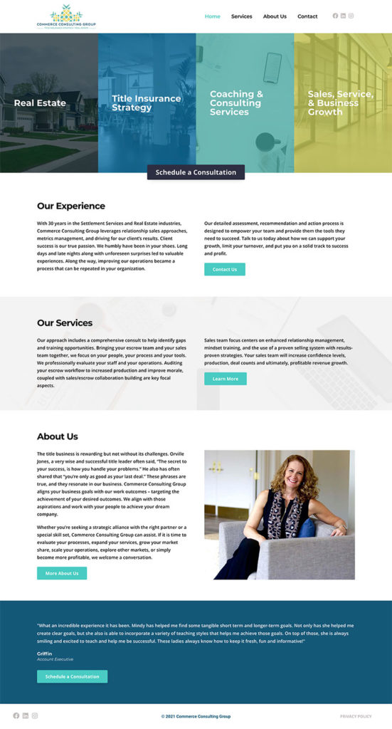 Commerceconsulting.net