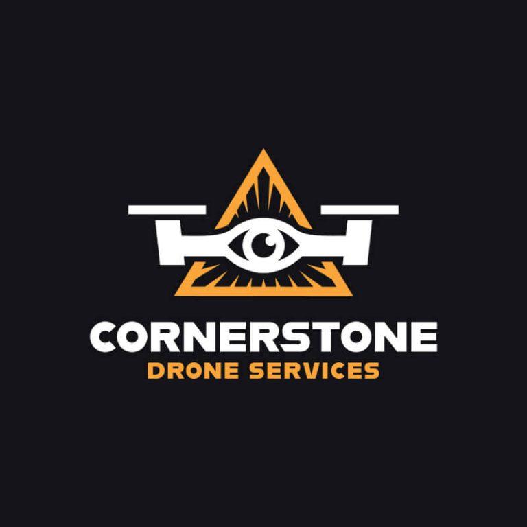 LE Logos_Cornerstone Drone