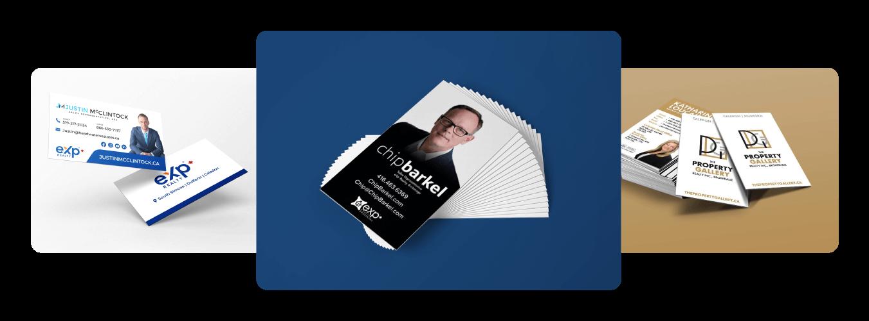 Business Cards Print Design