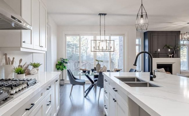 Kitchen Real Estate Photography